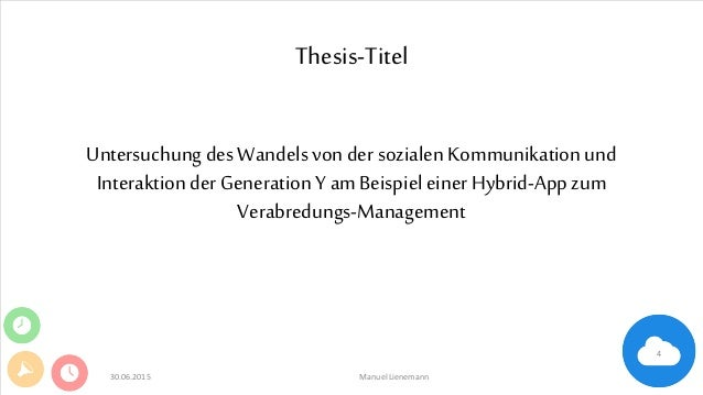 thesis präsentation hs furtwangen
